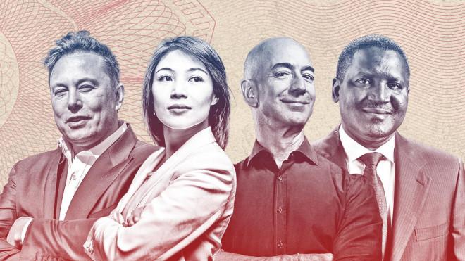 Làm nghề nào dễ thành tỷ phú USD nhất? - 1