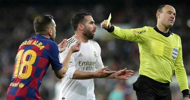 """Barca và Messi lo sốt vó trận siêu kinh điển vì có trọng tài """"hung thần"""" - 3"""