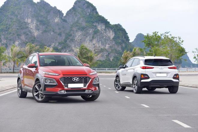 Giá xe Hyundai Kona lăn bánh tháng 4/2021 - 1