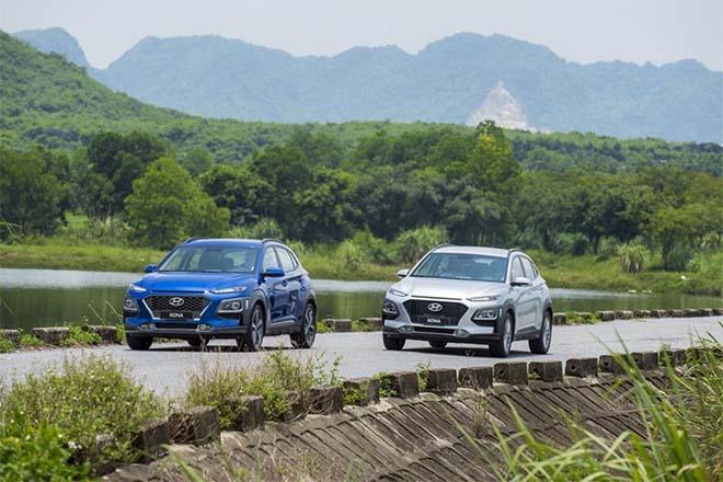 Giá xe Hyundai Kona lăn bánh tháng 4/2021 - 10