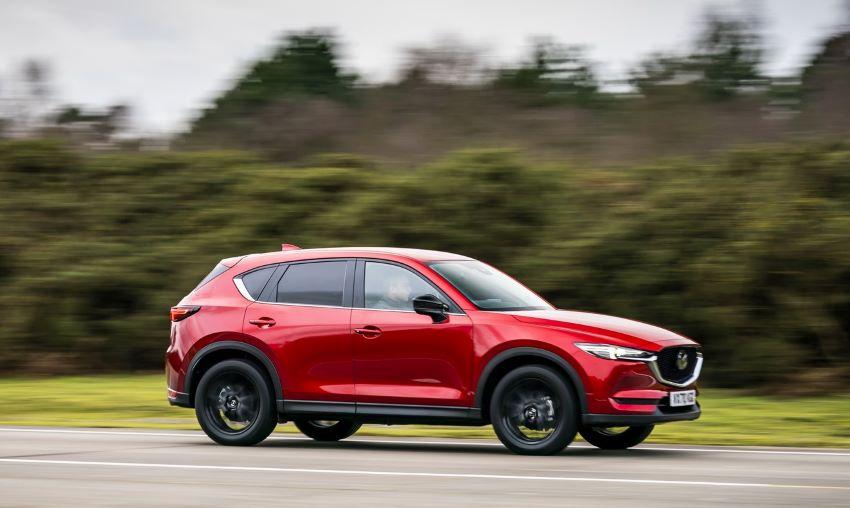 """Đánh giá Mazda CX-5 2021: """"Bá chủ"""" phân khúc crossover 5 chỗ? - 6"""