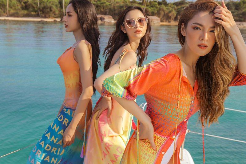 NTK Adrian Anh Tuấn giới thiệu loạt thiết kế thời trang bay bổng, sắc màu tại Phú Quốc - hình ảnh 2