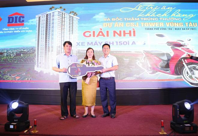 Sự kiện tri ân khách hàng mua căn hộ CSJ Tower Vũng Tàu ngày 04/04/2021 - 2