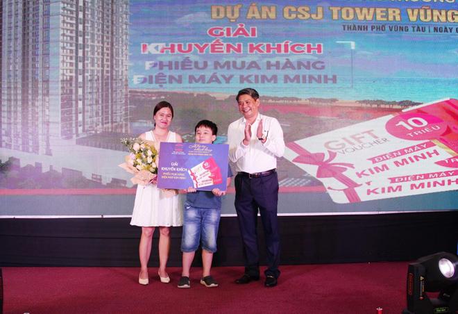Sự kiện tri ân khách hàng mua căn hộ CSJ Tower Vũng Tàu ngày 04/04/2021 - 4
