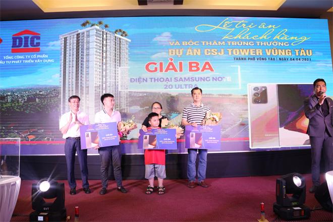 Sự kiện tri ân khách hàng mua căn hộ CSJ Tower Vũng Tàu ngày 04/04/2021 - 3