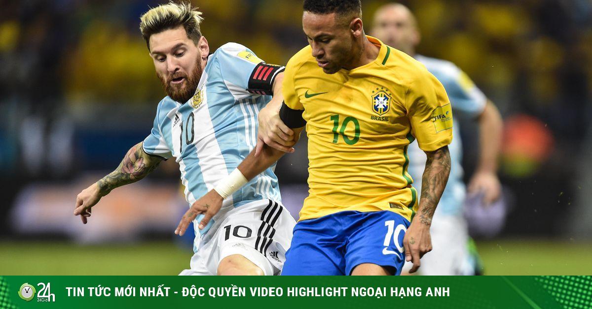 Bảng xếp hạng giải bóng đá vô địch Nam Mỹ - Copa America 2021