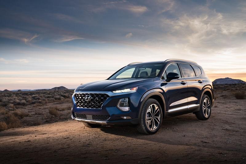 Chọn mua Hyundai SantaFe nhất định phải nắm rõ cách phân biệt 2 phiên bản này - 1