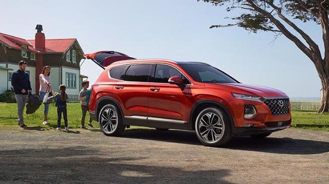 Chọn mua Hyundai SantaFe nhất định phải nắm rõ cách phân biệt 2 phiên bản này - 7