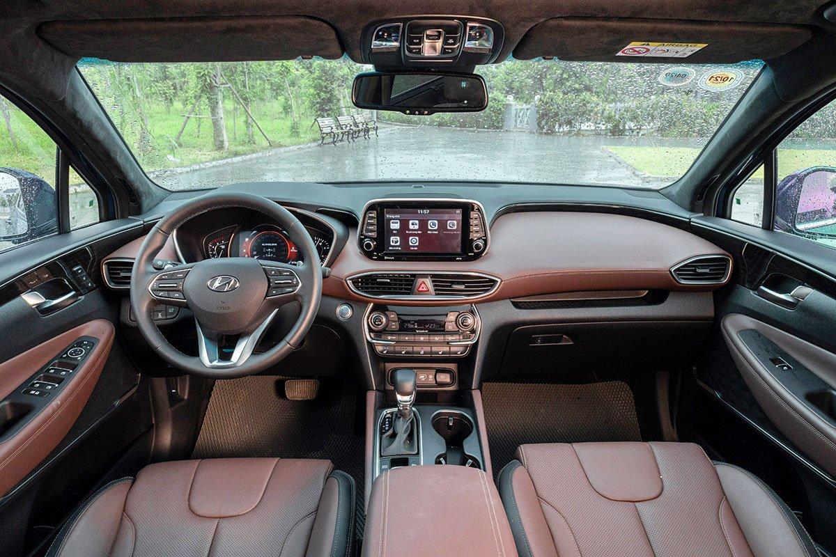 Chọn mua Hyundai SantaFe nhất định phải nắm rõ cách phân biệt 2 phiên bản này - 3