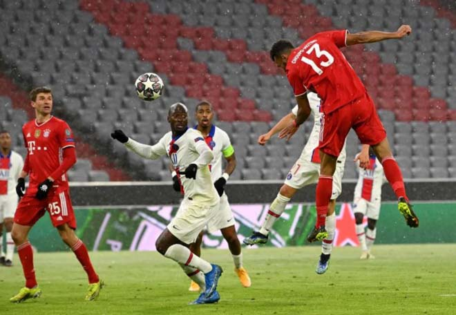 Kết quả bóng đá Cúp C1, Bayern Munich - PSG: Rực rỡ Mbappe, đại tiệc 5 bàn - 1