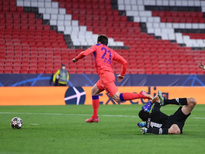 Kết quả bóng đá Cúp C1, Porto - Chelsea: Mở điểm đẳng cấp, trừng phạt sai lầm - 1