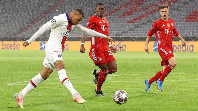 Neymar & Mbappe tỏa sáng: PSG rửa hận Bayern Munich, lập kỳ tích 52 năm - 1