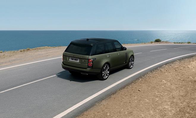Range Rover SVAutobiography Ultimate vừa ra mắt giá bán hơn 5,8 tỷ đồng - 4