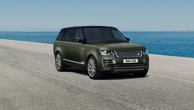 Range Rover SVAutobiography Ultimate vừa ra mắt giá bán hơn 5,8 tỷ đồng - 1