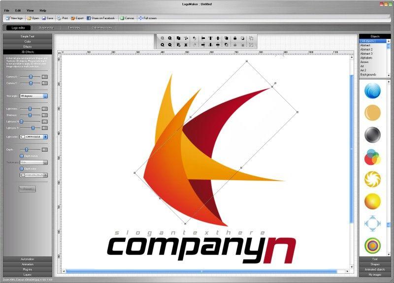 10 phần mềm thiết kế logo miễn phí tốt nhất trên điện thoại và máy tính - 4