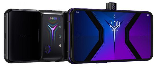 Lenovo ra mắt smartphone siêu khủng cho game thủ - 1