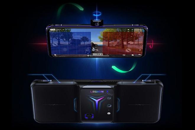 Lenovo ra mắt smartphone siêu khủng cho game thủ - 3