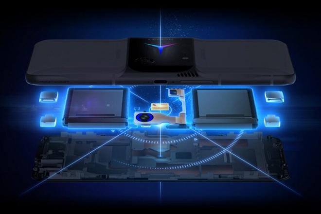 Lenovo ra mắt smartphone siêu khủng cho game thủ - 4