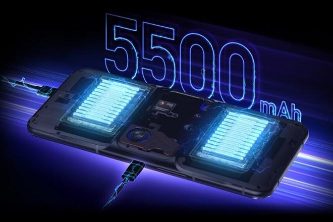 Lenovo ra mắt smartphone siêu khủng cho game thủ - 5