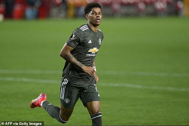 Rashford sẽ thống trị bóng đá cùng Haaland - Mbappe nhưng phải sửa 1 điểm yếu - 1