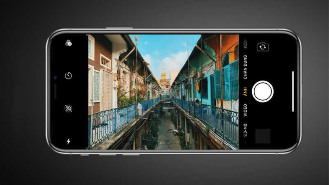 Mẹo hay chụp ảnh trên iPhone đẹp mê ly - 1