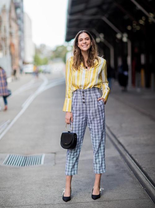 1001 ý tưởng trang phục mùa hè cho quý cô công sở - 17