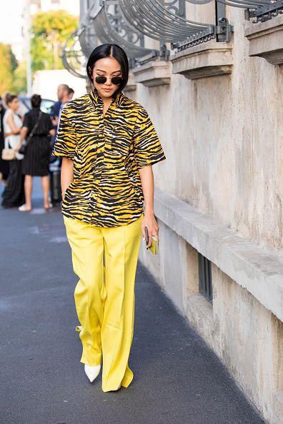 1001 ý tưởng trang phục mùa hè cho quý cô công sở - 5