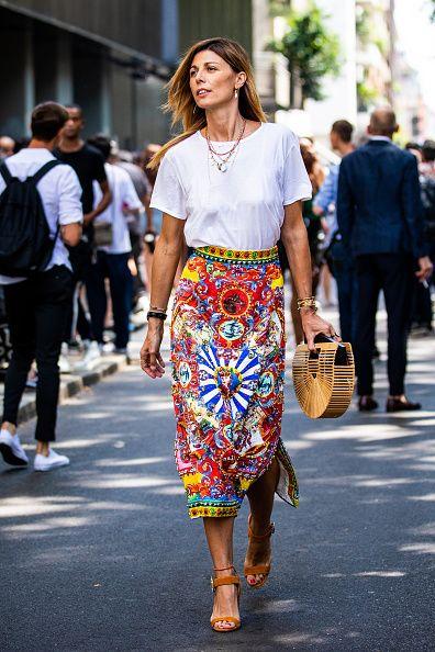 1001 ý tưởng trang phục mùa hè cho quý cô công sở - 7