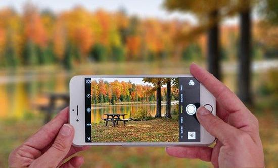 Mẹo hay chụp ảnh trên iPhone đẹp mê ly - 3