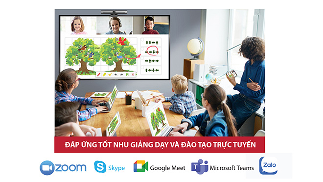 Aikyo ra mắt Tivi chuyên dụng 4K cho giáo dục - 2