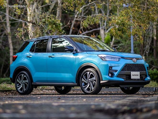 Toyota Raize nhiều khả năng xuất hiện tại thị trường Việt Nam - 6