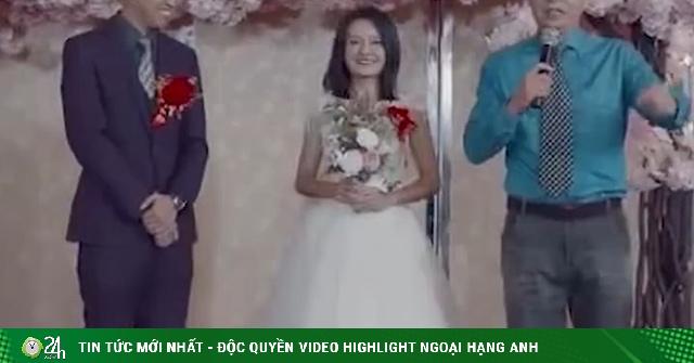 Oái oăm cặp đôi quyết định ly hôn ngay trong đám cưới