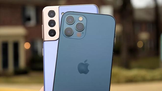 iPhone lại khiến smartphone Android ngại ngùng vì lý do này - 1