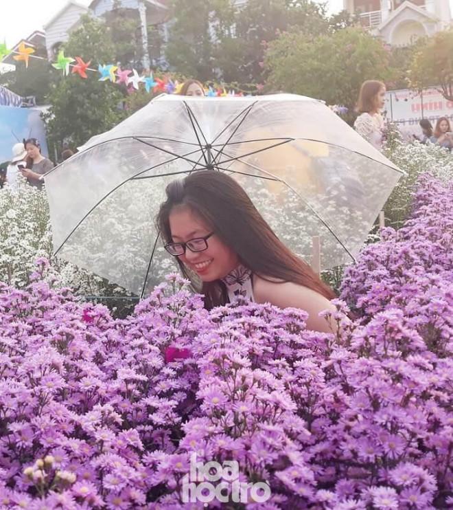 """Teen Đà Nẵng, bạn đã check-in khu vườn """"tím lịm tìm sim"""" giữa lòng thành phố chưa? - 6"""