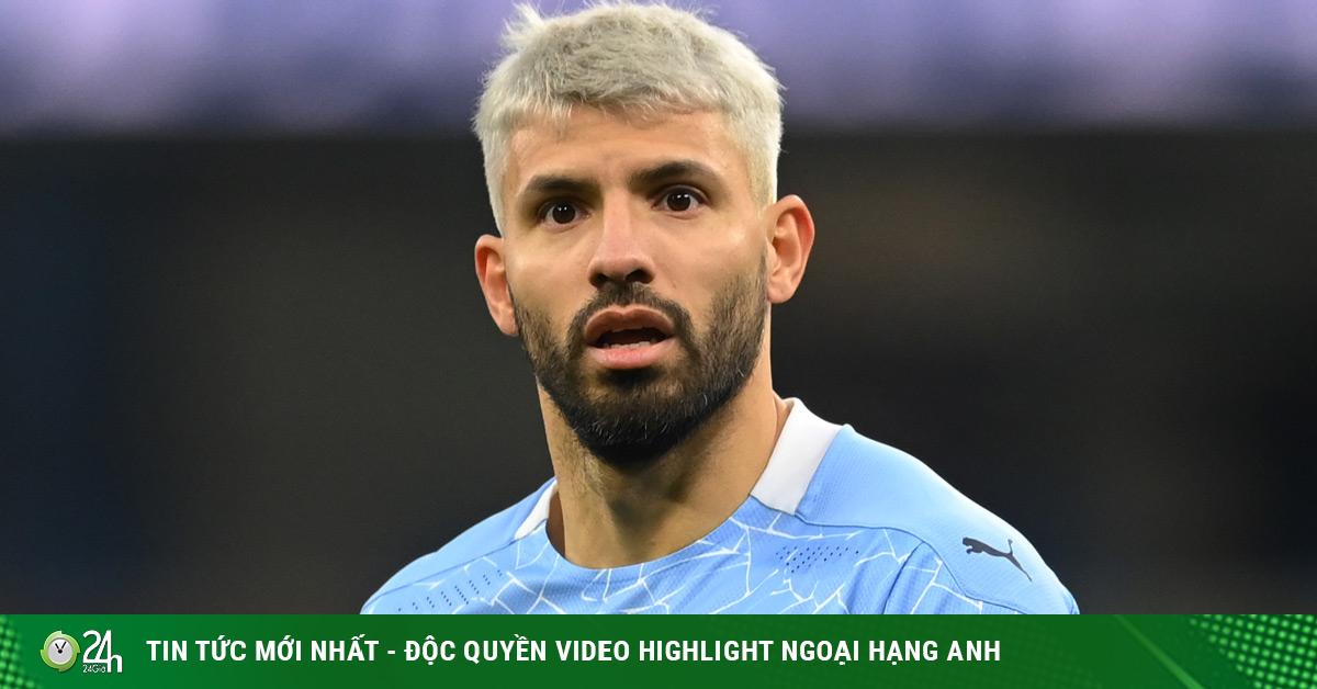 Tin mới nhất bóng đá sáng 14/4: Aguero bất ngờ có mặt tại Tây Ban Nha