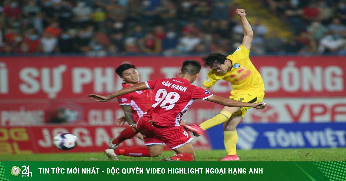 HAGL số 1 V-League: Văn Toàn, Công Phượng đua Vua phá lưới không ngán ngoại binh