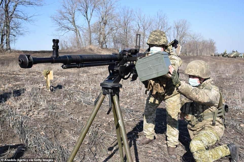 """Nga cảnh báo """"lạnh gáy"""" Mỹ và NATO về chuyện Ukraine - 3"""