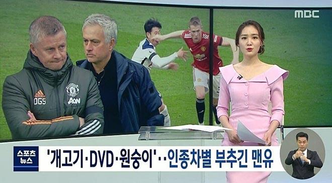 Solskjaer chỉ trích Son Heung Min ăn vạ bị dư luận Hàn Quốc tấn công - 3