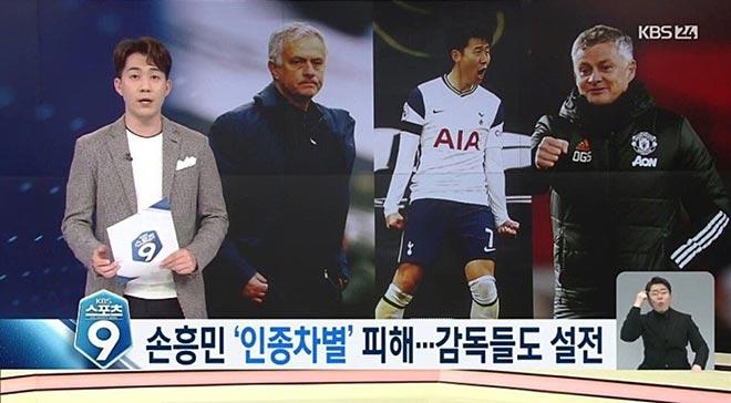 Solskjaer chỉ trích Son Heung Min ăn vạ bị dư luận Hàn Quốc tấn công - 4