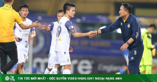 CLB Hà Nội vùi dập Quảng Ninh 4-0, thống trị đội hình tiêu biểu vòng 9 V-League