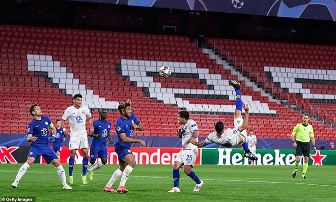 """Mãn nhãn Cúp C1: Cú ngả bàn đèn """"làm nền"""" cho Chelsea - Tuchel - 9"""
