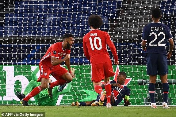 Kết quả bóng đá Cúp C1, PSG - Bayern Munich: Đôi công mãn nhãn, kết cục vỡ òa - 2