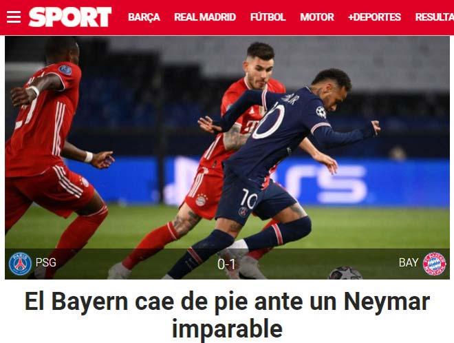 PSG vượt ải Bayern Munich: Báo Pháp vừa mừng vừa run, báo Đức tiếc nuối - 6