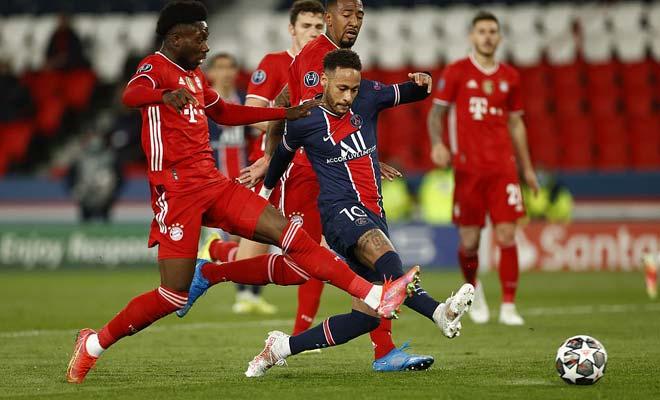 """Rực lửa Cúp C1: Neymar - Mbappe vô duyên, PSG vẫn hạ bệ """"Nhà vua"""" Bayern - 3"""