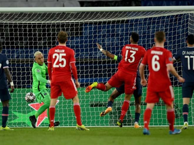 """Rực lửa Cúp C1: Neymar - Mbappe vô duyên, PSG vẫn hạ bệ """"Nhà vua"""" Bayern - 4"""