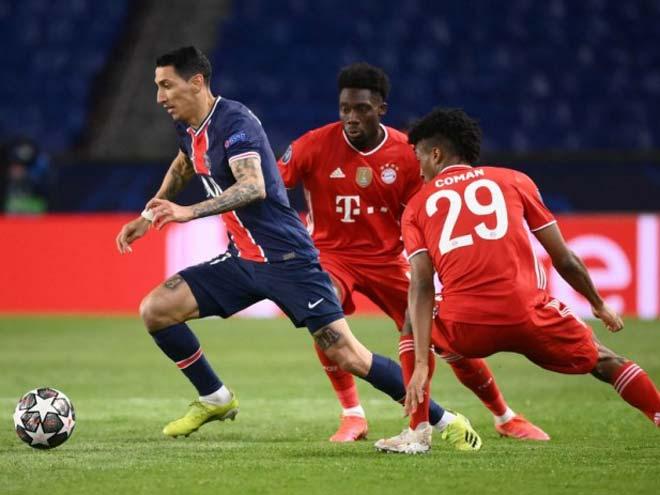 """Rực lửa Cúp C1: Neymar - Mbappe vô duyên, PSG vẫn hạ bệ """"Nhà vua"""" Bayern - 8"""