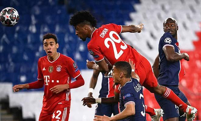 """Rực lửa Cúp C1: Neymar - Mbappe vô duyên, PSG vẫn hạ bệ """"Nhà vua"""" Bayern - 9"""