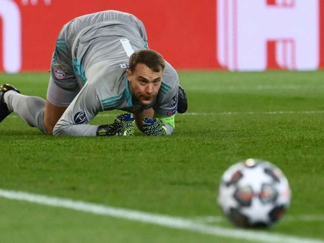 """Rực lửa Cúp C1: Neymar - Mbappe vô duyên, PSG vẫn hạ bệ """"Nhà vua"""" Bayern - 10"""