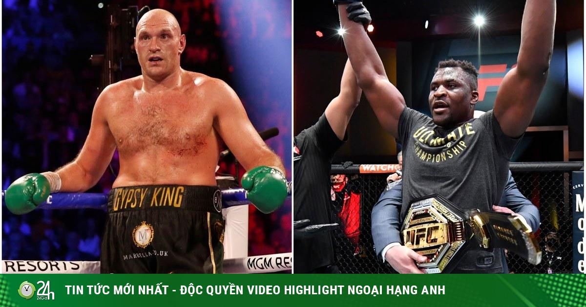 Nóng nhất thể thao sáng 15/4: Fury dọa hạ Quái thú UFC trong 1 hiệp