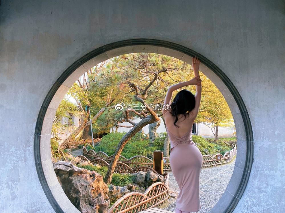 """Diện đồ nude, người đẹp """"vô danh"""" được khen nhìn từ phía sau cũng gây mê - hình ảnh 3"""